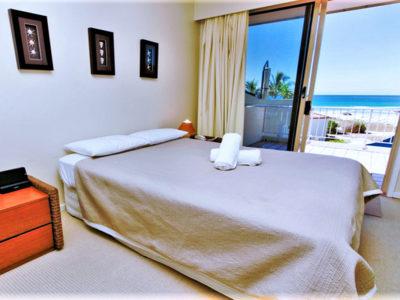 Sandcastles Currumbin Main Bedroom