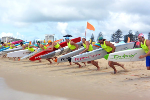 APRIL - Surf Lifesaving