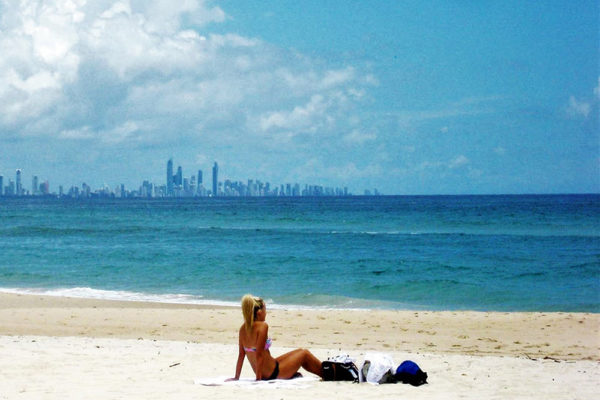 24. Sandcastles-Currumbin-Sun Bathing